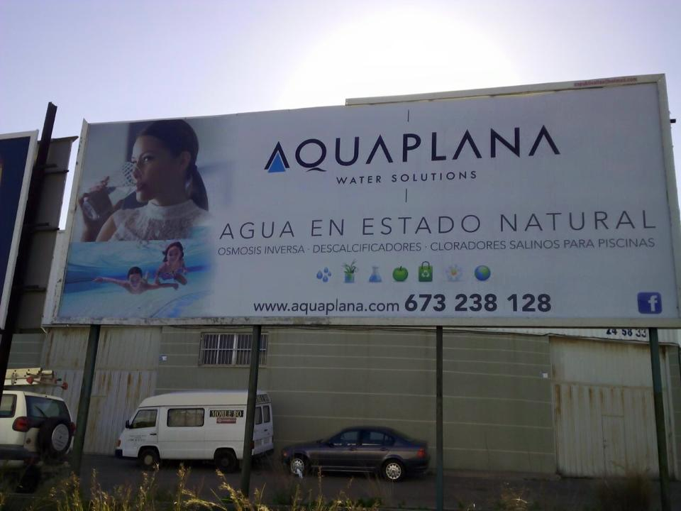 AQUAPLANA CASTELLON